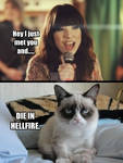 Kitteh with Carly Rae Jepsen