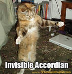 Yep invisible