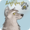 Wolf icon for free