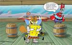 SpongeBob Finally Does It