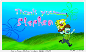 Thank You For My Childhood...