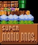 Super Mario Bros. Re-Tiled: Tileset