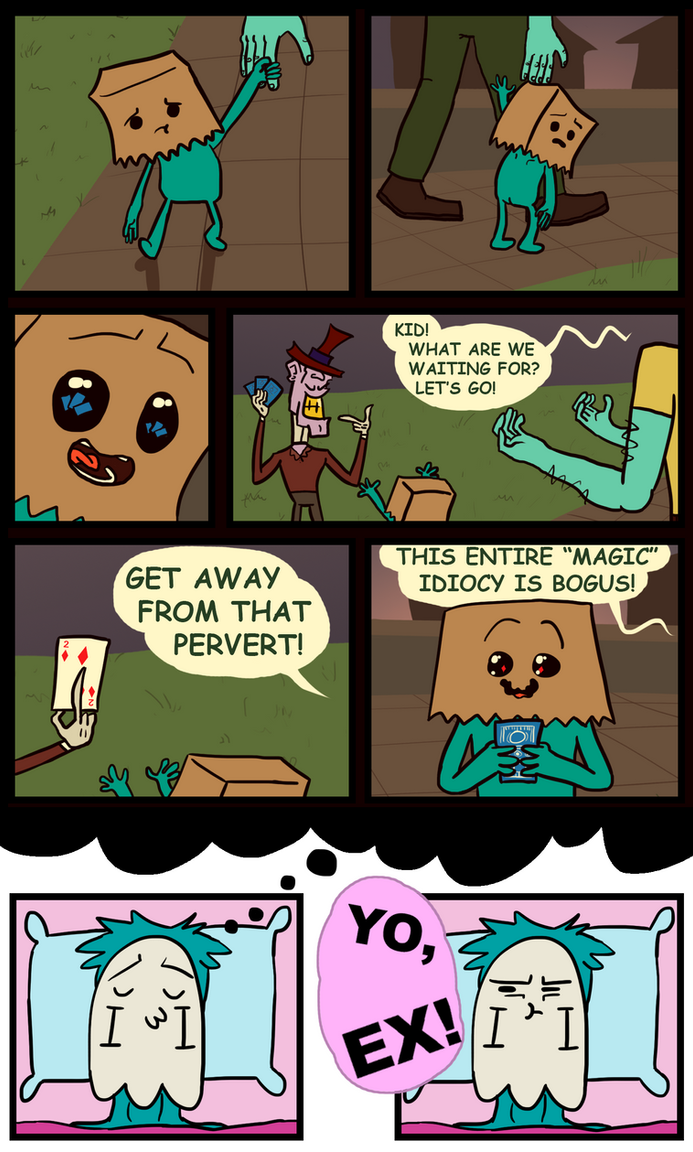 Carnival Town OCT - Round 1 Page 1 by ThermalTheorist
