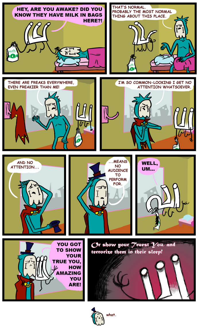 Carnival Town OCT - Round 1 Page 2 by ThermalTheorist