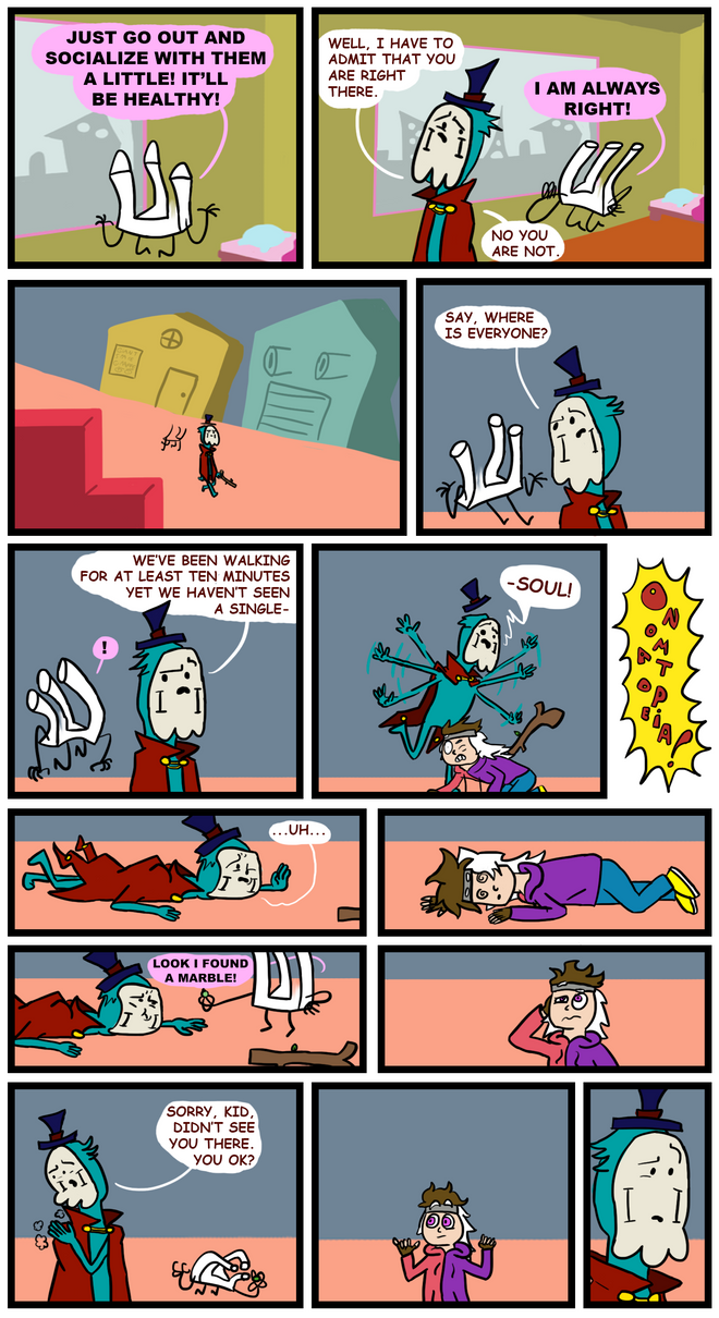 Carnival Town OCT - Round 1 Page 3 by ThermalTheorist
