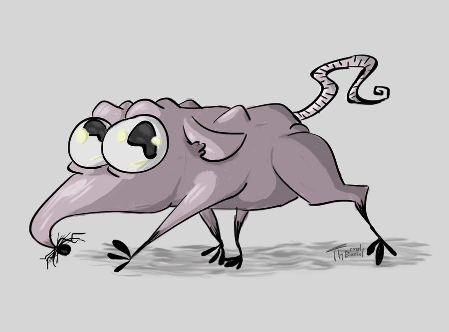 Rat by ThermalTheorist