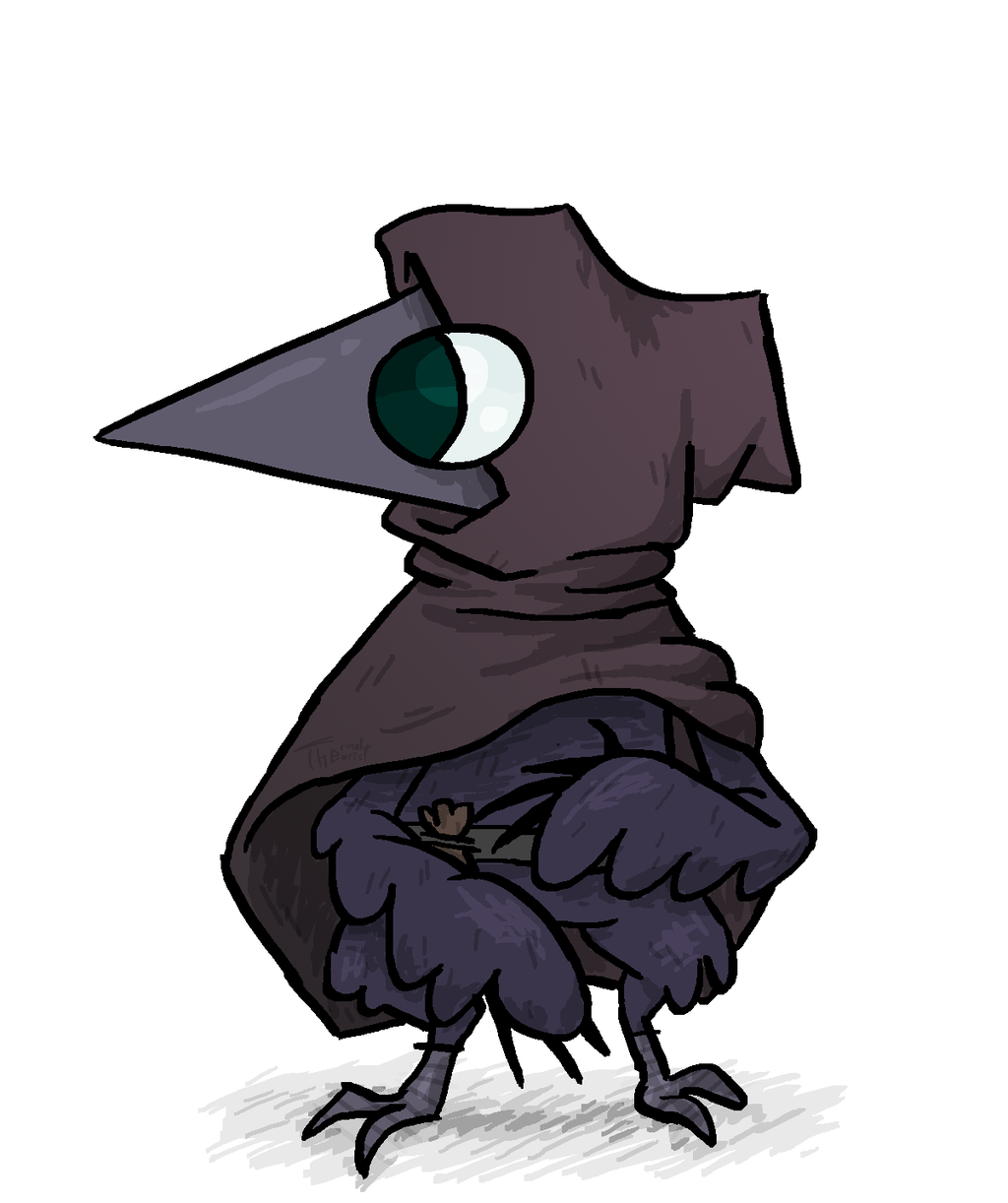 Birdstealer by ThermalTheorist