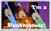 Munkmaniac Stamp by JeanetteSimon116