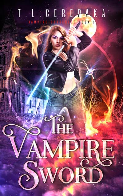 Vampire Book Cover Art : Book cover the vampire sword by arebg on deviantart