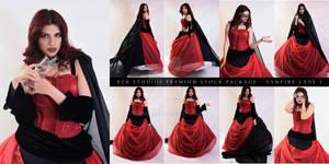 PREMIUM STOCK PACKAGE: Vampire Lady (3)