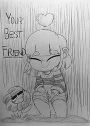 Your Best Friend by FlakyFever
