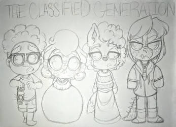 The New Classified Generation by FlakyFever