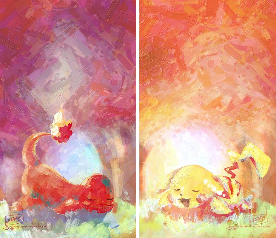 Pokemon by Guzzardi
