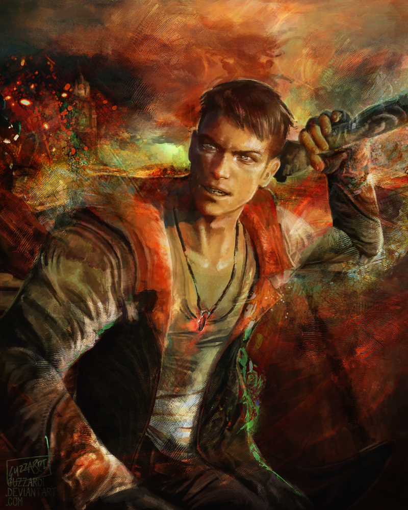Son of Sparda by Guzzardi