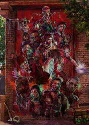 Gamer's Mural