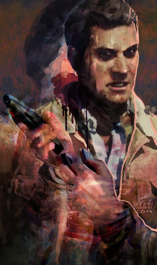 Reggie Rowe by Guzzardi