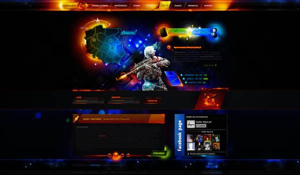 GameRun - Game hosting by enyks.pl