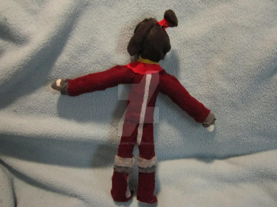 Jinora plush (back) by Freespirit81