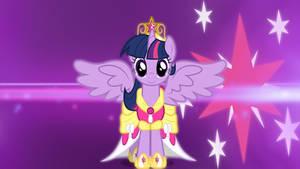 Twilight Sparkle - Alicorn