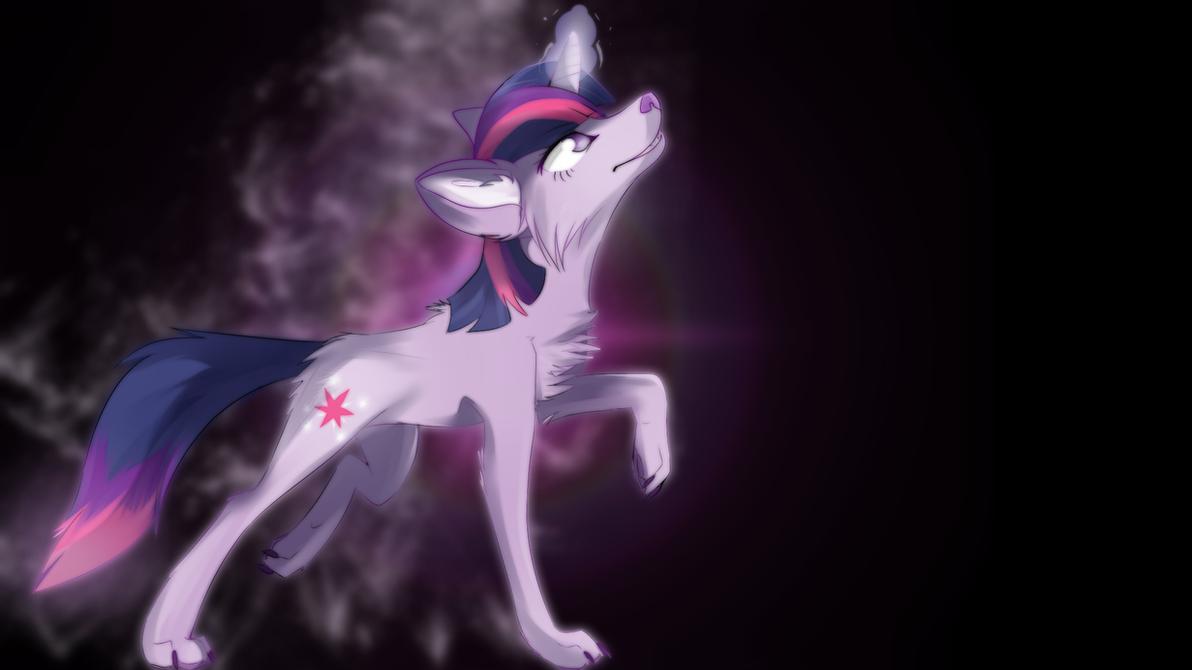 TwiWolf Sparkle by Shawnyall