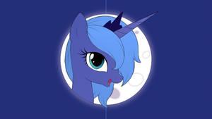 It's Luna! by Shawnyall