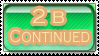 2 b continued stamp by SheAintAHoNoNo