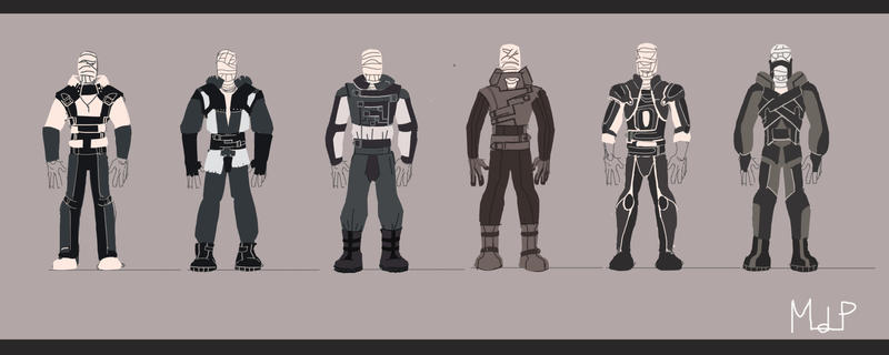 Costume designs by WongHyo