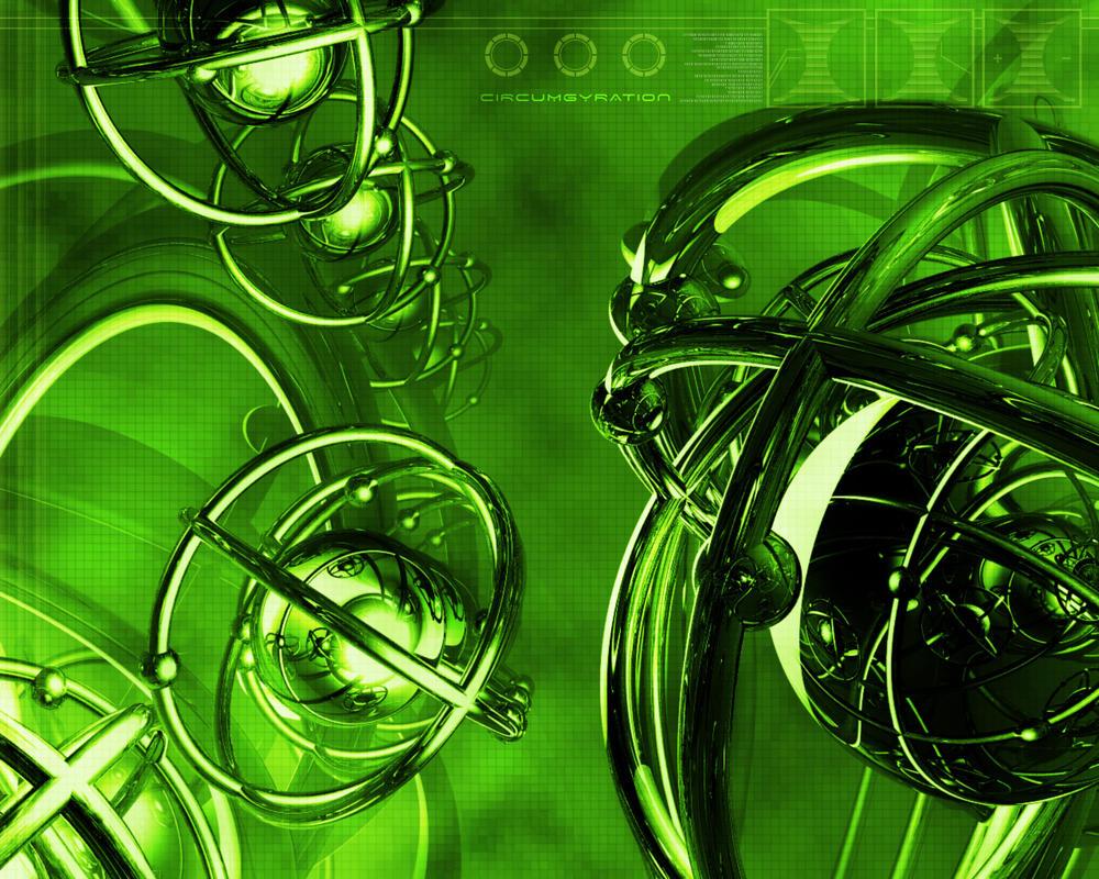 Circumgyration Green by dawg4life2k1