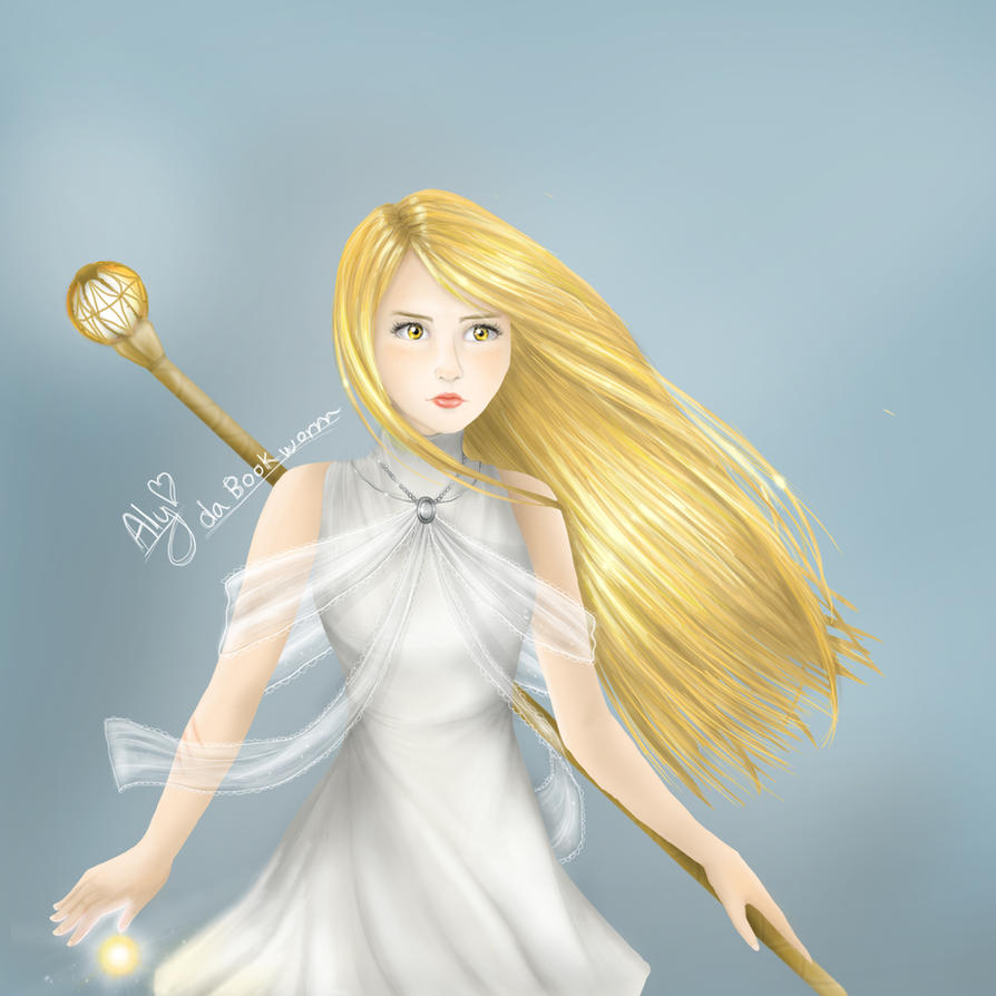 Angel (no background) by AlydaBookworm