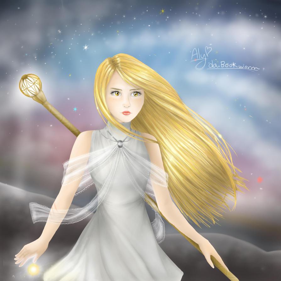 Angel by AlydaBookworm