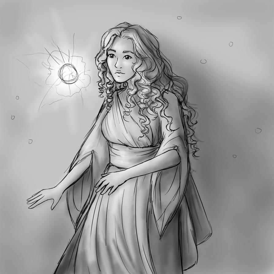 StarsAndRinglets(Greyscale) by AlydaBookworm