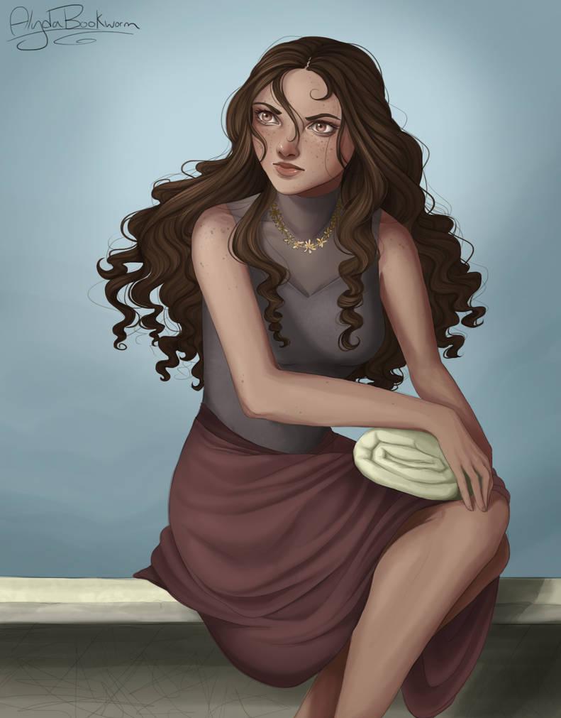 Erica by AlydaBookworm