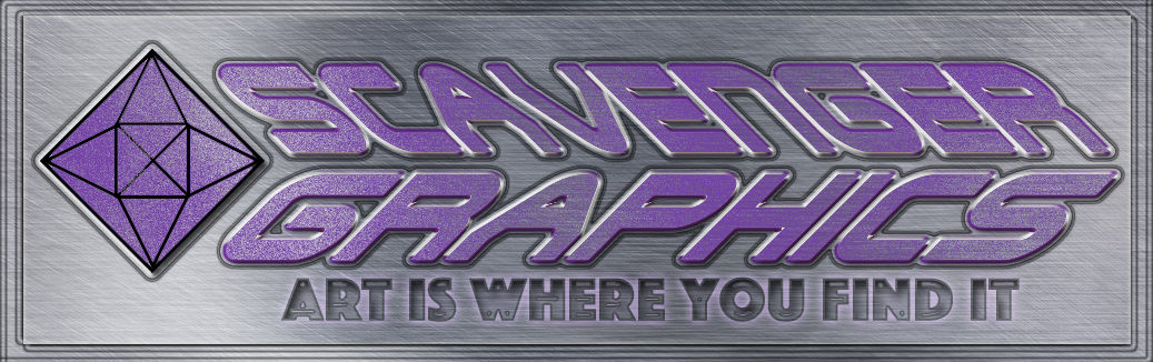 Scavenger Graphics Logo