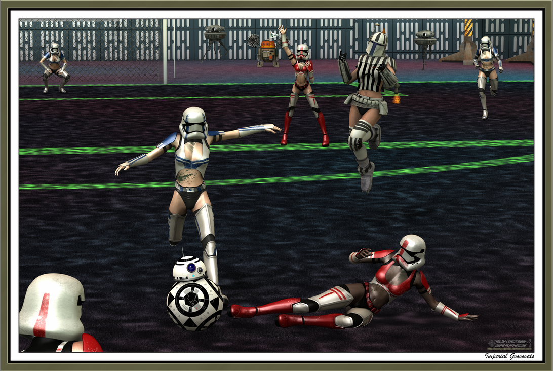 Imperial Goooooooooooals! by Scavgraphics