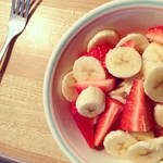 Strawberries and Bananas