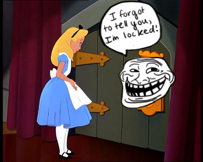 Alice Troll by NamelessCreativity