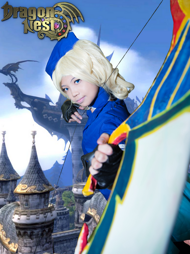 {Dragon Nest} Stance, Ready! by NagisaPIONG