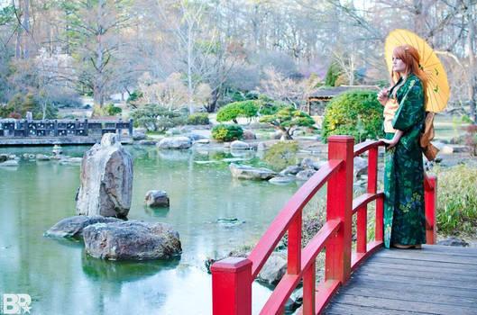 A Japan Longing