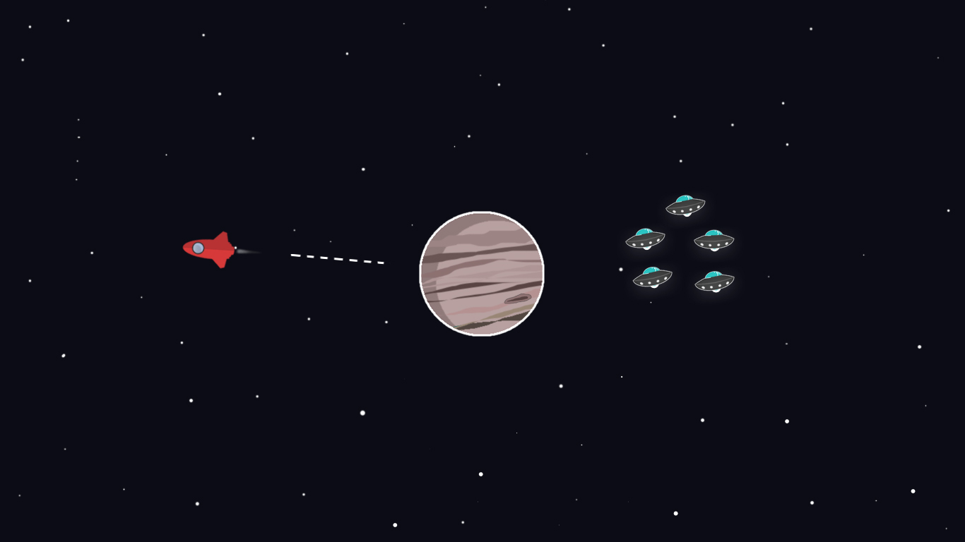 Minimal jupiter attack by madcatz5 on deviantart for Minimal art reddit