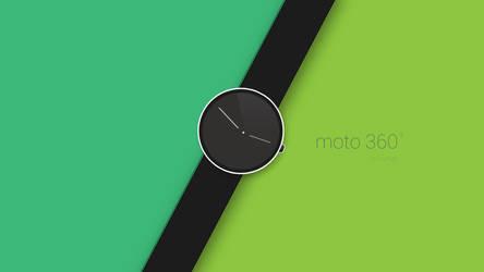 Moto 360 2 by Madcatz5