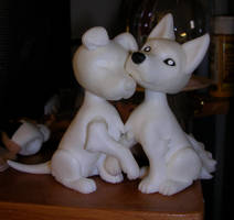 Resin-Jo Puppies by Blitzava