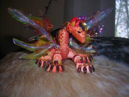 BJD-Fire Wings by Blitzava