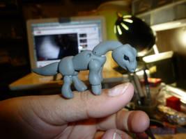 Thumb Sized BJD Dragon by Blitzava