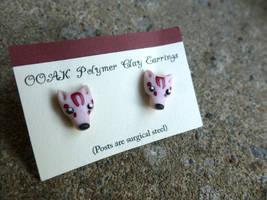 Amaterasu Earrings by Blitzava