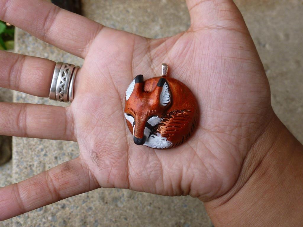 Fox Resin by Blitzava