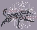 Snowflake Husky Shirt Design (now available)