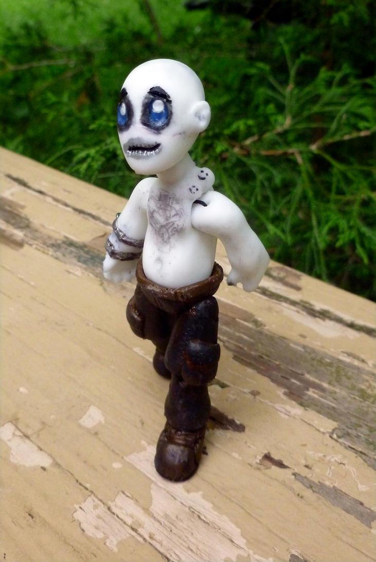 Nux Figure (for sale) by Blitzava
