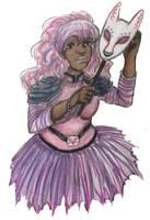 Pink by Blitzava