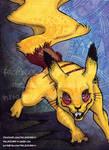 FANART-Pikachu by Blitzava