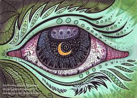 Original-Dragon Eye by Blitzava